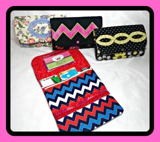 ITH Tri-Fold Wallet-
