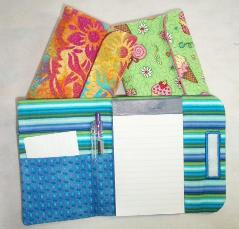 ITH Tri-Fold Note book Holder for 3x5 notebook