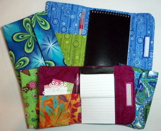 ITH Tri Fold Notebook BOTH Sizes-