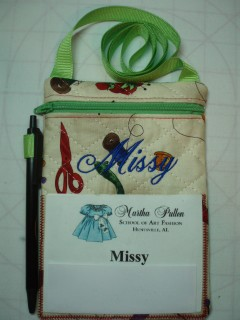ITH Name Tag Holder