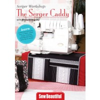 Serger Caddy DVD-