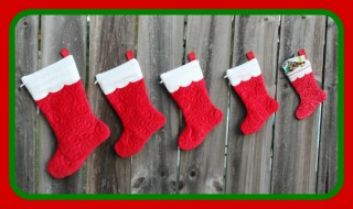 ITH Christmas Stocking Bags ALL