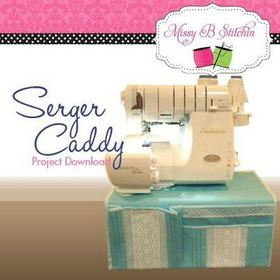 Serger Caddy-